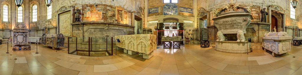 Carmo Archaeological museum of lisbon