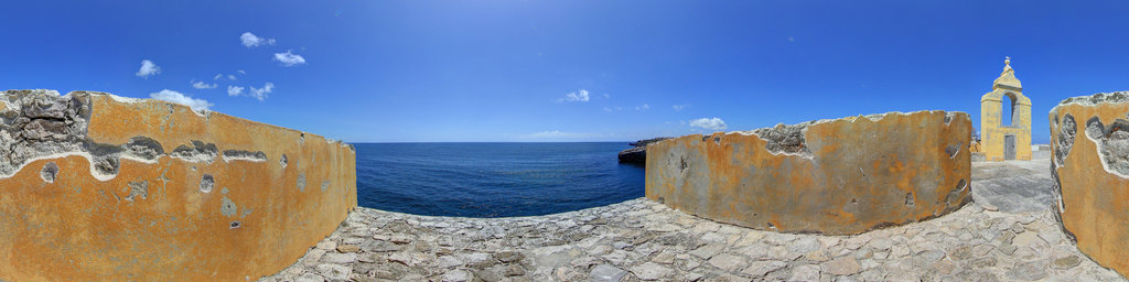 Fort Peniche tower