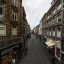 x-ing grotestraat - kleinestraat, maastricht