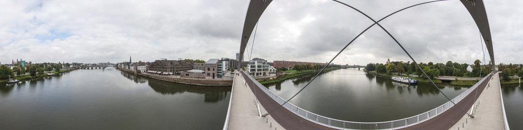 The high bridge, Maastricht