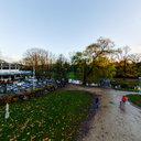 Blauwe Theehuis Vondelpark Amsterdam