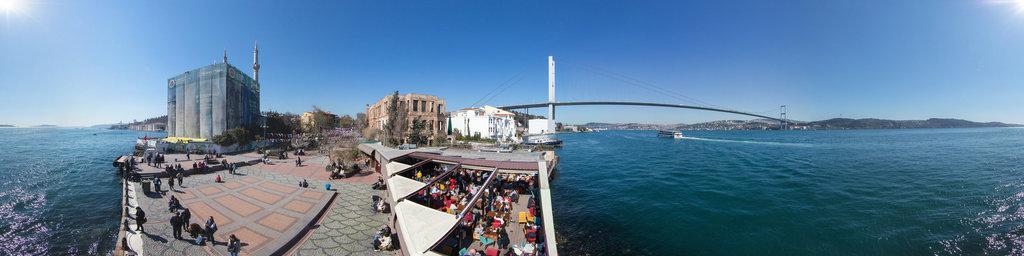Bosphorus Bridge 1 Istanbul