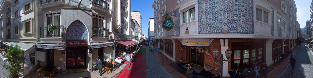 Old City, Istanbul.