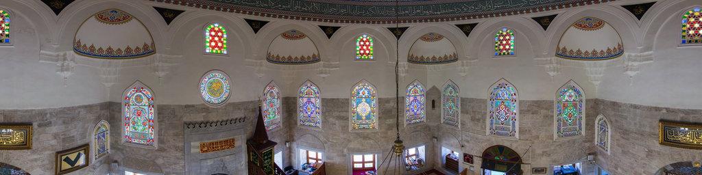 Semsi Pasa Mosque High Istanbul