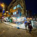 Crossing To Old Town Istanbul, Bankacilar SK