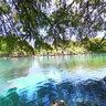 Lake Camecuaro Michoacan