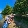 Balakleya, Seversky Donets River, Pearl Beach