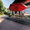 Koenigstein im Taunus - Villa Borgnis Terrasse