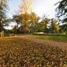 The oldiest park in Brno - Luzanky