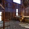 Barn Interior - Yost Homestead, Trout Lake, Washington