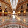 Galleria Vittorio Emanuele II 艾曼紐二世迴廊