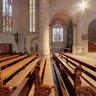 Heilig Kreuz Muenster, interior