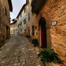 Montefioralle, Greve in Chianti, Florence Province, Italy