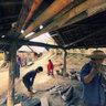Blacksmith in Ban Pho village