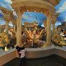 Ceasars palace - The Forum shops - Las Vegas