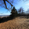 Sonnenbad - sunny place high above Ilmenau