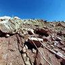 Inside Meteor Crater