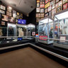 Elvis Presley Graceland Racquetball Trophy Room Panorama