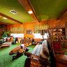 Elvis Presley Graceland Mansion - Jungle Room