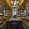 Somogyi library - memorial room