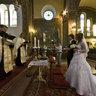 Greek Catholic church wedding