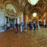ehemaliger Festsaal der Präsidentenwohnung im Bundesverwaltungsgericht