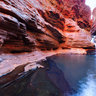 Karijini Hancock Gorge Regan's Pool