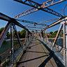 Alte Plauer Brücke über die Havel bei Brandenburg