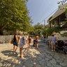 Agios Nikitas main street