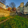 Liberec - hradby