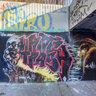 Liberec - Zeyerova graffiti site 2