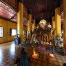 Interior Wat Si Saket, Vientiane, Laos