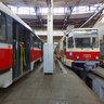 Moscow tramway depot im. Baumana