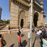 Gateway of India waterfront of south mumbai
