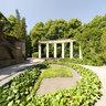 Rainis' gravesite memorial, Rainis Cemetery
