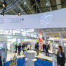 Exhibition area of the german ministery of economy and technology