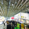 Exhibition area of Rheinland-Pfalz and Hessen on Hannover Fairs 2013