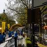 Hannover Marathon 2013 - Wasserstelle
