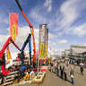 Duett vom Combilift LIGNA 2013 in Hannover