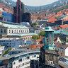 Gigapixelblick von der Rathauskuppel in Hannover