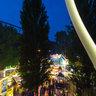 Schützenplatz Hannover bei Nacht