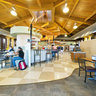 True Grits Dining Hall Interior