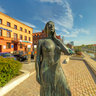 Trzy Gracje - Stary Port - Bydgoszcz Bulwary