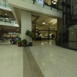 Enterprise Square Atrium