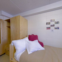 First Year Complex, Double Room