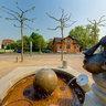 Europabrunnen, Langen