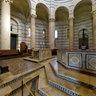 Innenraum des Baptisterium in Pisa