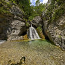 Prionia Waterfall Mount Olympus Greece