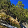 Agios Dionisios Mount Olympus Big Waterfall South Side Greece