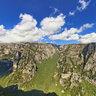 Vikos Gorge Oksia Location